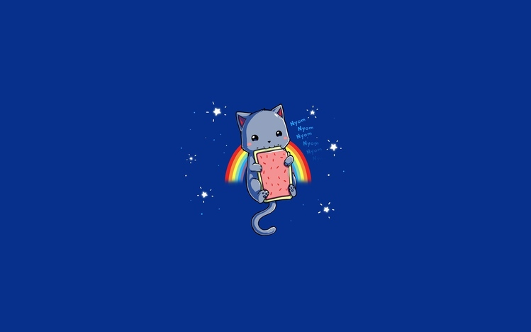 Gravity Falls Wallpaper Anime Nyan Cat Windows 10 Theme Themepack Me