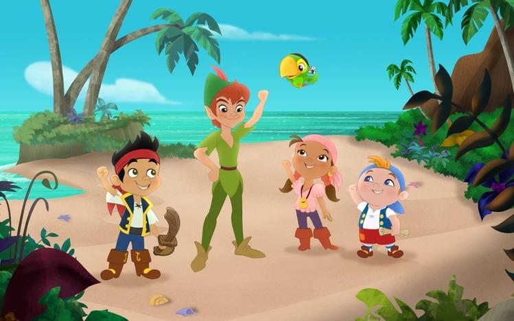 Screenshot Wallpaper Gravity Falls Peter Pan Windows 10 Theme Themepack Me