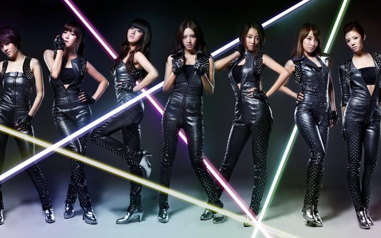 Jpop Girl Groups Wallpaper Kpop Windows 10 Theme Themepack Me