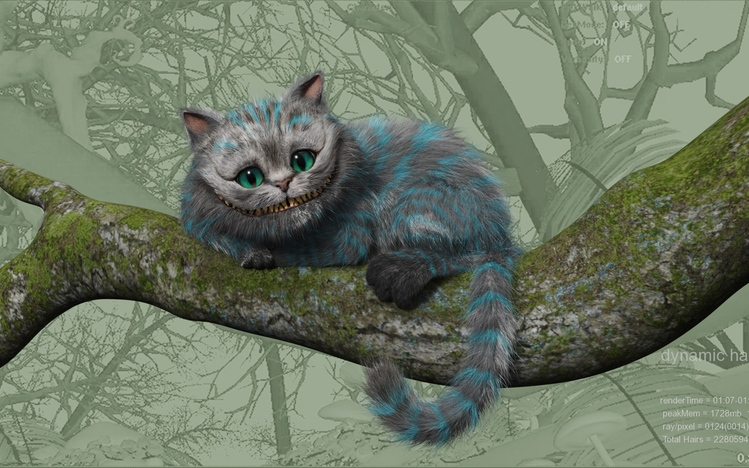 Gravity Falls Computer Wallpaper Cheshire Cat Windows 10 Theme Themepack Me