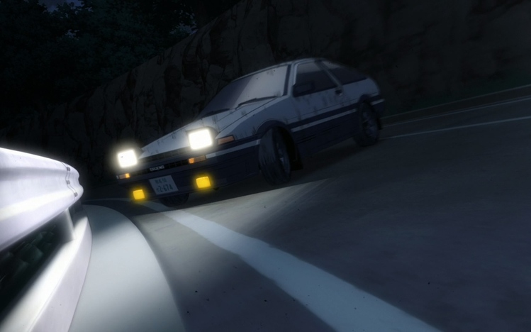 Assassination Classroom Wallpaper Hd Initial D Windows 10 Theme Themepack Me