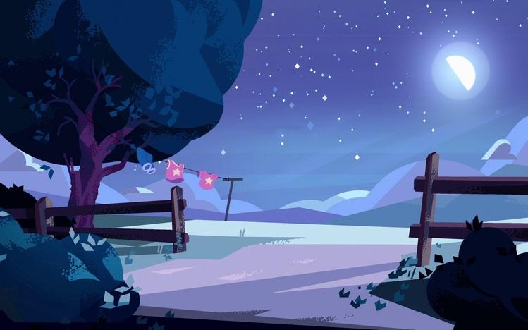 Fall Animated Wallpaper Windows 7 Steven Universe Windows 10 Theme Themepack Me