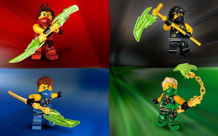 Crazy Anime Girl Wallpapers Lego Ninjago Windows 10 Theme Themepack Me