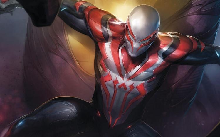 Carnage Wallpaper Hd Spider Man 2099 Windows 10 Theme Themepack Me