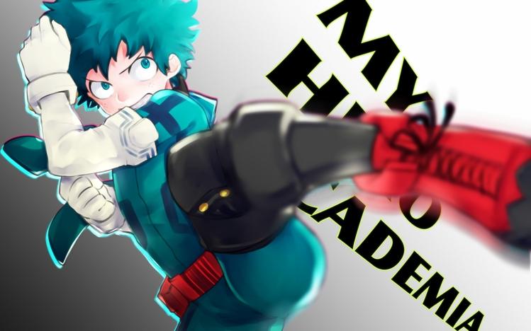 Armin Arlert Cute Wallpaper My Hero Academia Windows 10 Theme Themepack Me