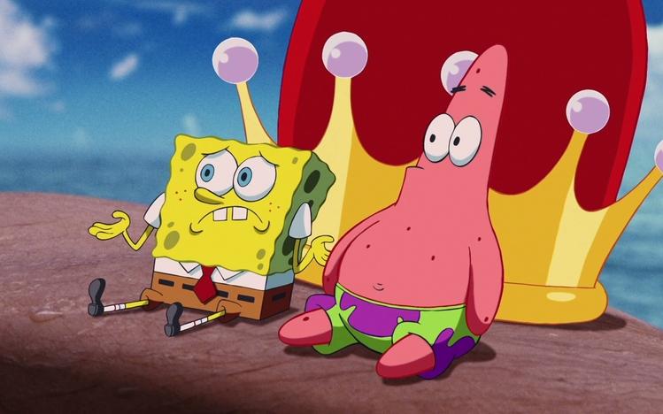 Screenshot Wallpaper Gravity Falls Spongebob Squarepants Windows 10 Theme Themepack Me