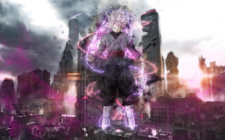 Anime Shooter Girl Wallpaper Super Hd Goku Black Windows 10 Theme Themepack Me