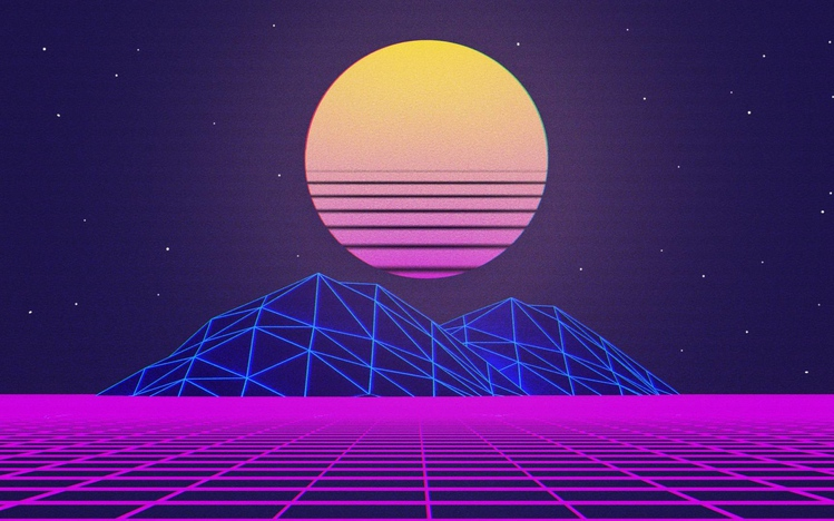 Cyberpunk Girl Wallpapers Vaporwave Windows 10 Theme Themepack Me
