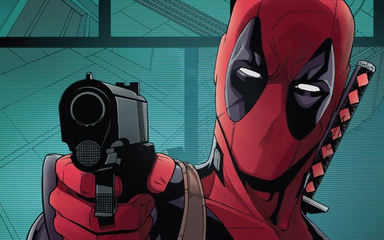 Hd Wallpapers Cartoon Girl Deadpool Comics Windows 10 Theme Themepack Me