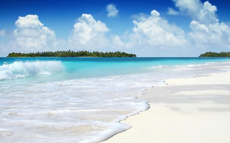 Beach Windows 10 Theme