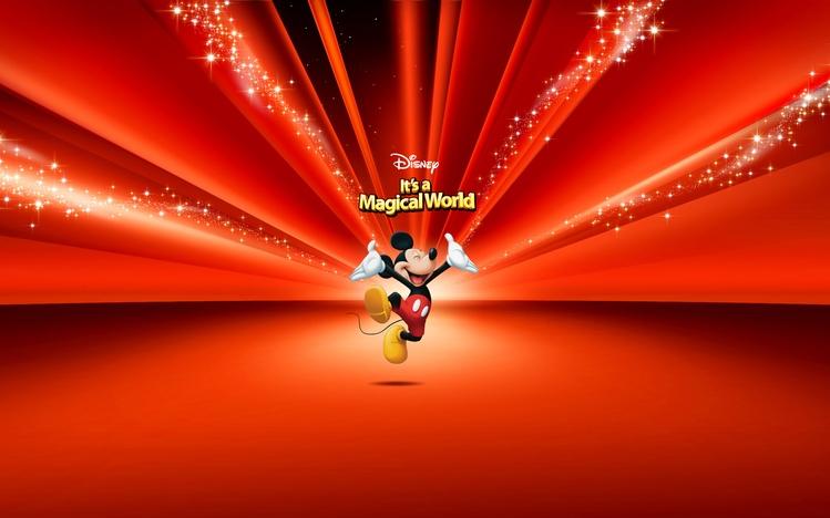 Screen Shot Wallpaper Gravity Falls Mickey Mouse Windows 10 Theme Themepack Me