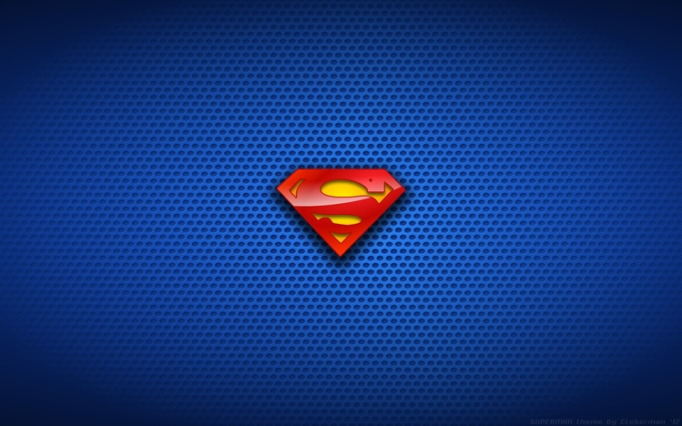 Girl Cartoon Wallpaper Desktop Superman Windows 10 Theme Themepack Me