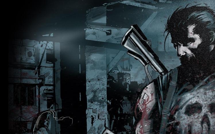 Bad Girl Wallpapers Hd Punisher Windows 10 Theme Themepack Me