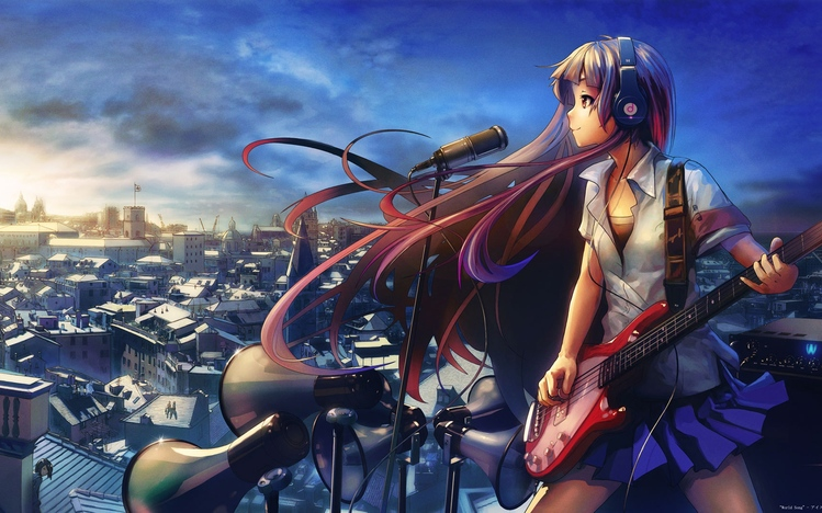 Image result for anime music
