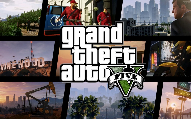 Fall Out 4 Hd Wallpapers Gta 5 Windows 10 Theme Themepack Me