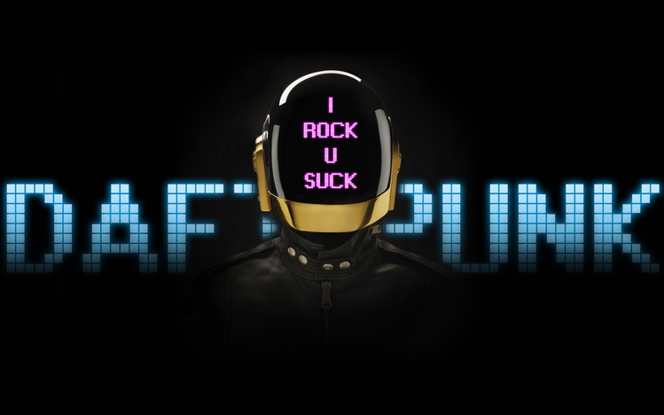 Very Nice Girl Hd Wallpaper Daft Punk Windows 10 Theme Themepack Me
