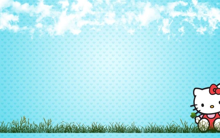 Hello Kitty Windows 10 Theme  themepackme