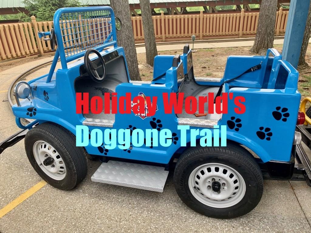 Doggone Trail at Holiday World