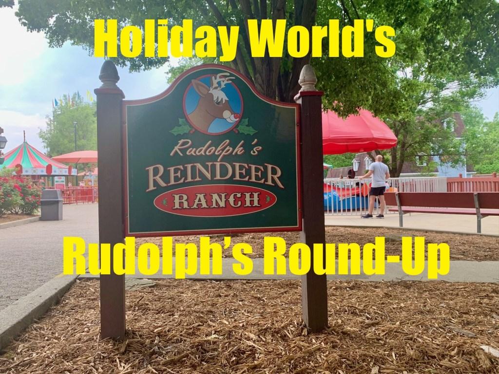 Rudolph's Round-Up