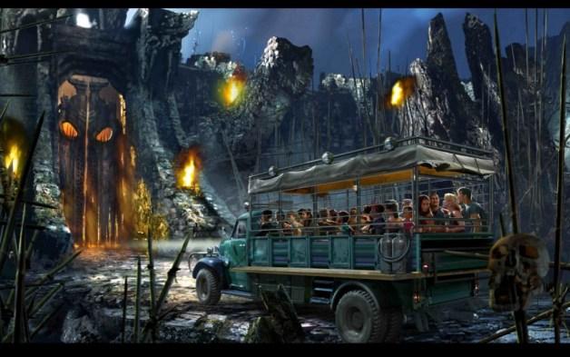 Universal Orlando - Nieuwe baanbrekende attractie 2