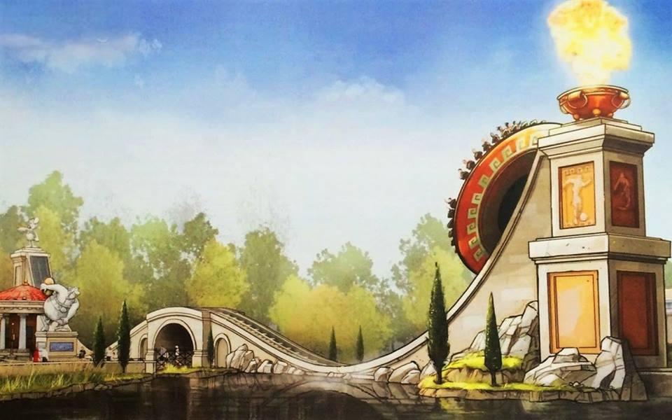 Parc Asterix - Nieuw 2016