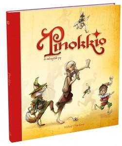 3D-cover Pinokkio
