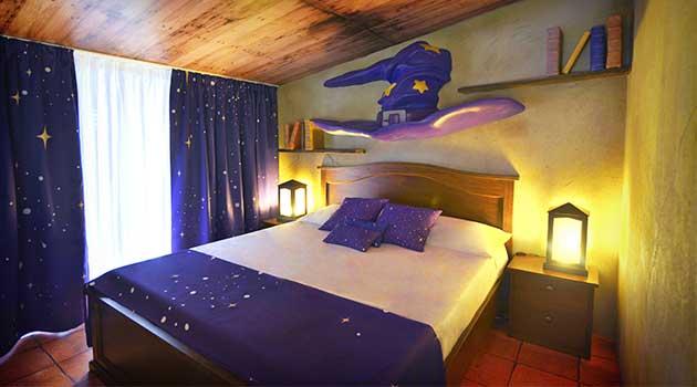 Gardaland magic hotel: drie maanden voor de opening zijn de eerste
