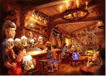 What would you do? Finding Disney s answer to Butterbeer