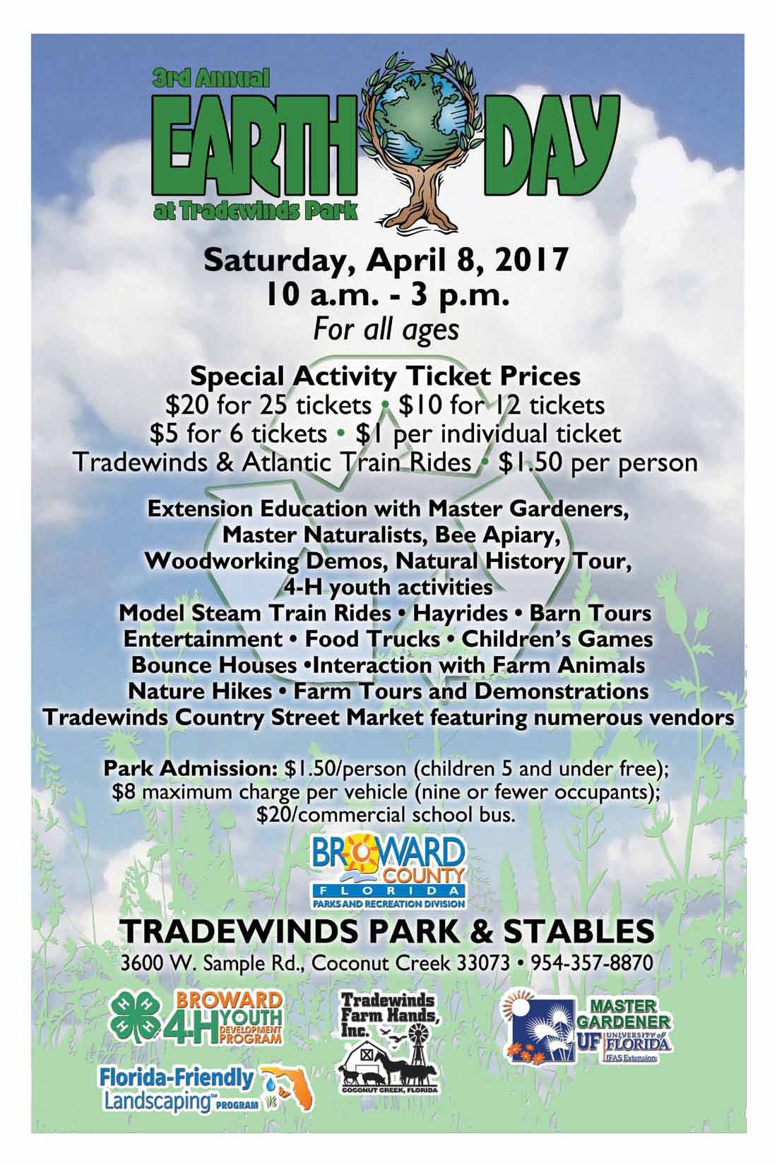 celebrate earth day train rides nature activities at check out the flyer below for all the details and make sure to the tradewinds atlantic railroad website and facebook page for more info