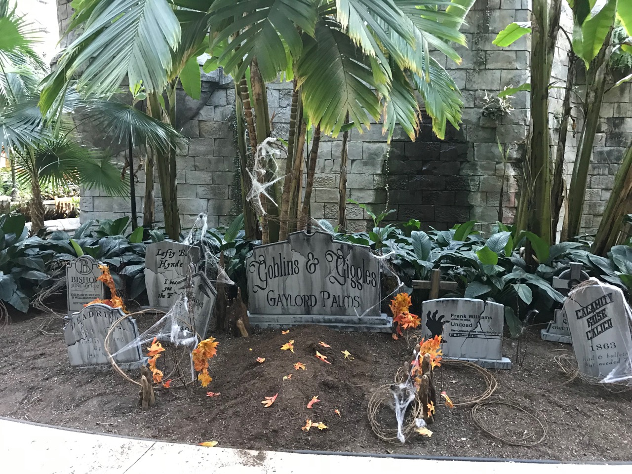 review gaylord palms resort offers frights laughs and family fun