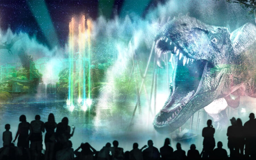 Universal Orlando's Cinematic Celebration Gets  Official and Begins Major Testing