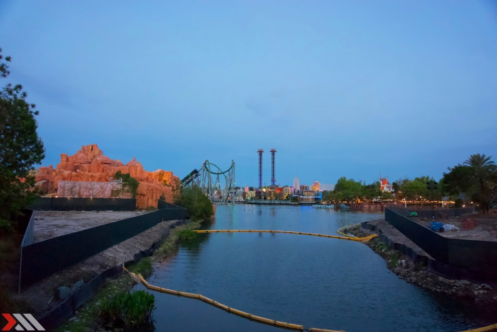 The ever important IOA bypass bridge is getting revamped.