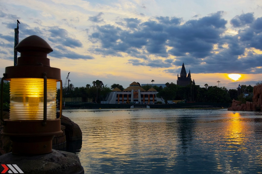 It's a whole new world of construction at Islands of Adventure.