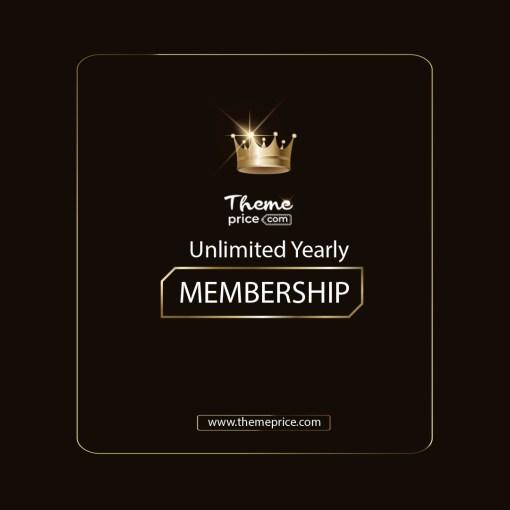 Premium Membership Unlimited Yearly