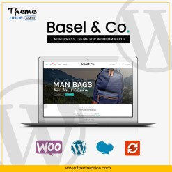 Basel – Responsive eCommerce Theme