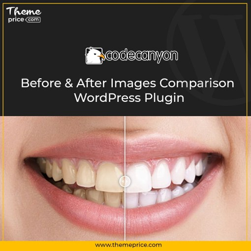 Before & After Images Comparison WordPress Plugin