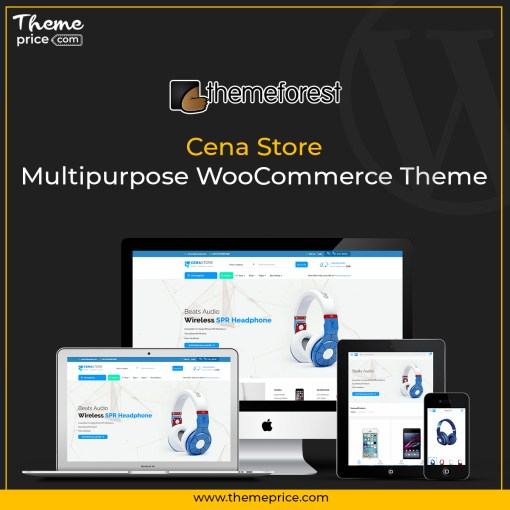 Cena Store – Multipurpose WooCommerce Theme