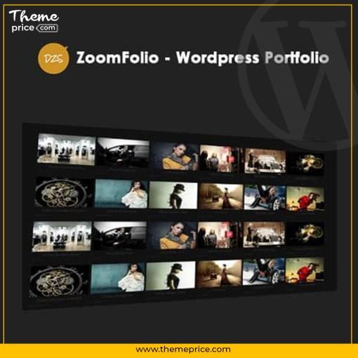 DZS ZoomFolio – WordPress Portfolio