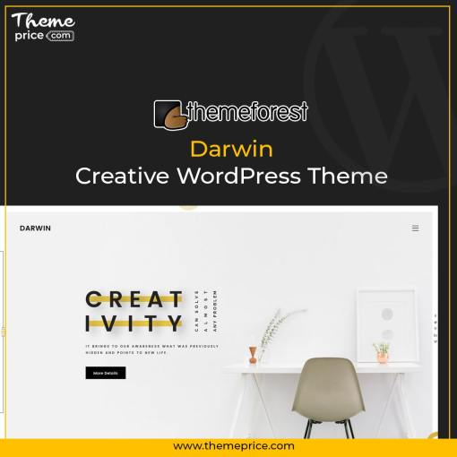 Darwin Creative WordPress Theme-min