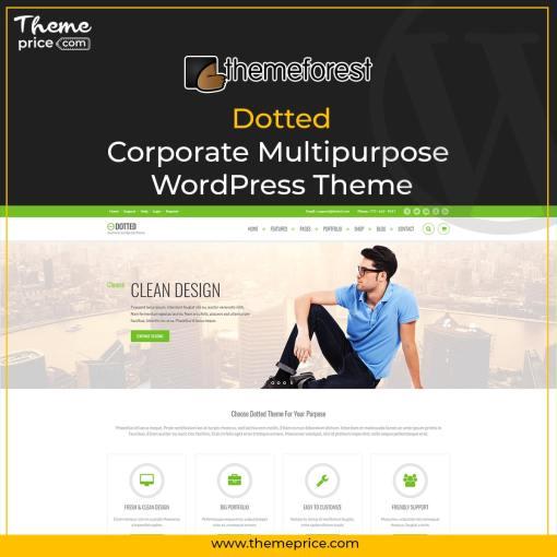Dotted – Corporate Multipurpose WordPress Theme