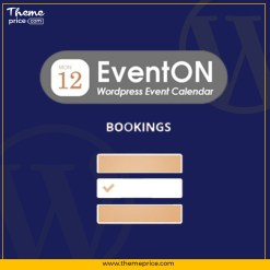 EventOn Bookings