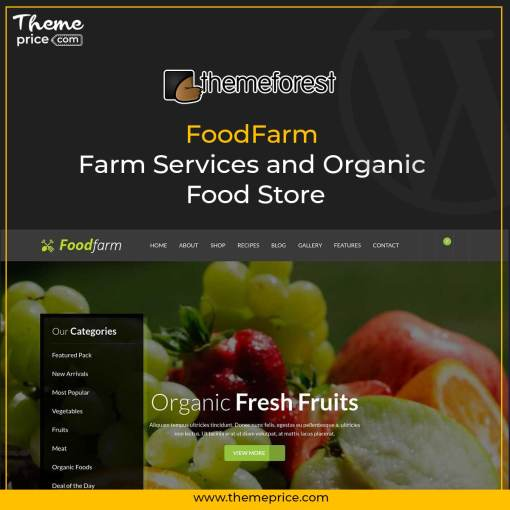 FoodFarm – Farm Services and Organic Food Store
