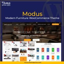 Modus – Modern Furniture WooCommerce Theme