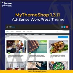 MyThemeShop 1.3.11 Ad-Sense WordPress Theme