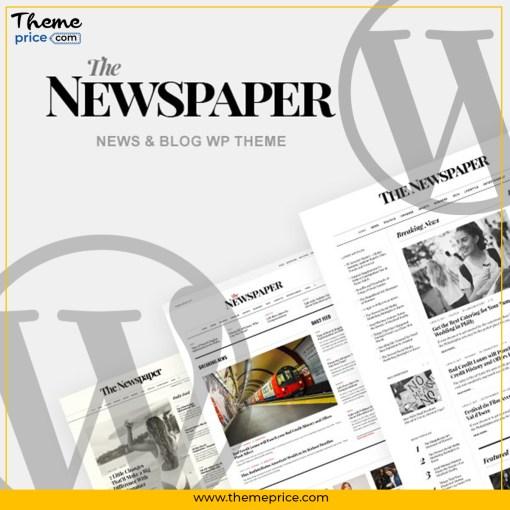 NewsPaper – News & Magazine WordPress Theme