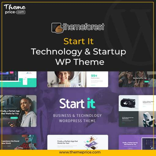 Start It – Technology & Startup WP Theme-min
