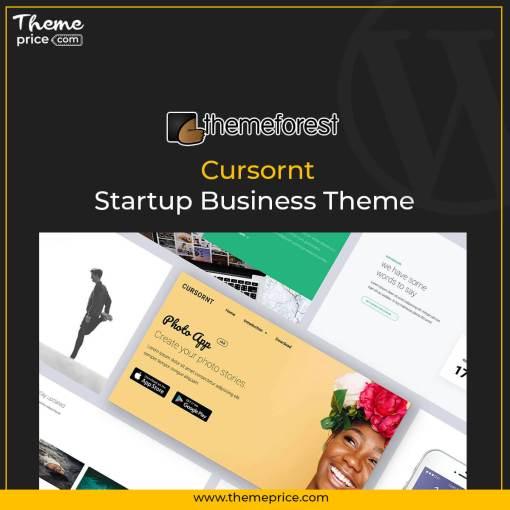 Startup Business Theme – Cursornt