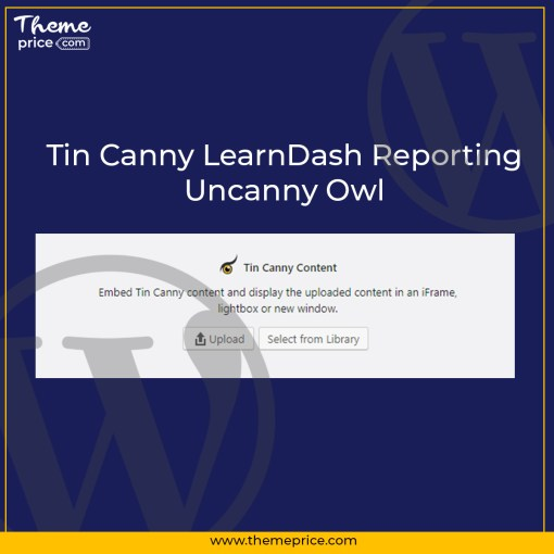 Tin Canny LearnDash Reporting | Uncanny Owl