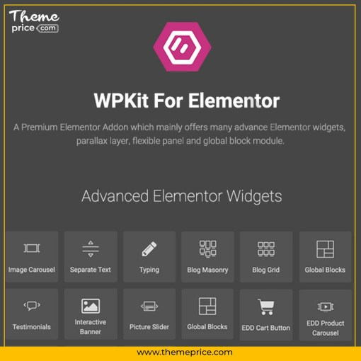 WPKit For Elementor