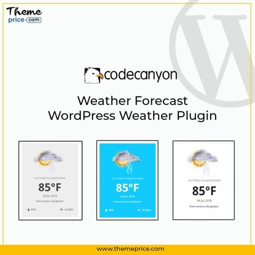Weather Forecast – WordPress Weather Plugin